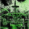 Green Savannah by Carol Groenen