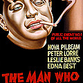 The Man Who Knew Too Much, Peter Lorre by Everett