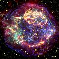 The Many Sides Of The Supernova Remnant by Nasa