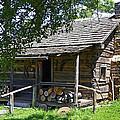 The Mark Twain Family Cabin by Paul Mashburn
