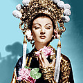 The Mask Of Fu Manchu, Myrna Loy, 1932 by Everett