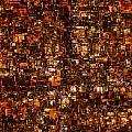The Masses Of Metropolis by Richard Ortolano