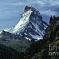 The Matterhorn by Mike Nellums