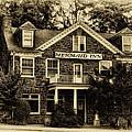The Mermaid Inn - Chestnut Hill by Bill Cannon