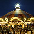 The Merry-go-round by Sheryl Thomas