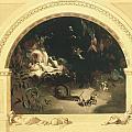 The Midsummer Night's Fairies by Robert Huskisson