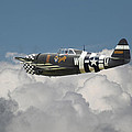 P47 Thunderbolt - The Mighty Jug by Pat Speirs