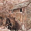 The Mill At Cade's Cove by Debra and Dave Vanderlaan