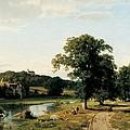 The Mill by Thomas Worthington Whittredge