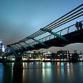 The Millennium Bridge by Andy Linden