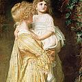 The Nest by Sir John Everett Millais