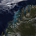 The Norwegian Sea by Stocktrek Images