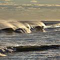 The Ocean Winds by Steve Gravano
