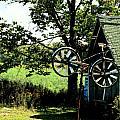 The Old Bike Shoppe by Cyryn Fyrcyd