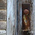 The Old Blue Door by Bob Christopher