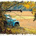 The Old Boom Truck by Steve McKinzie