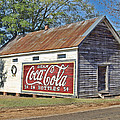 The Old Brantley Store by Steven Carey