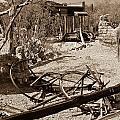 The Old Bygone West by Douglas Barnett
