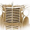 The Old Chevrolet by Terry Fiala