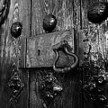 The Old Church Door by David Lee Thompson