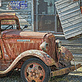 The Old Dodge by Steve McKinzie