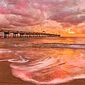 The Old Fishing Pier by Debra and Dave Vanderlaan
