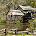 The Old Grist Mill by Cindy Manero