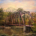 The Old Iron Bridge by Jai Johnson