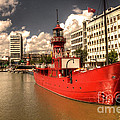The Old Lightship by Rob Hawkins