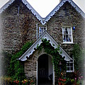 The Old Rectory At St. Juliot by Lainie Wrightson