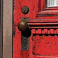 The Old Red Door by David Lee Thompson