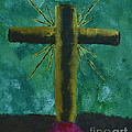 The Old Rugged Cross by Donna Brown