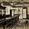 The Old Saloon by Bill Cannon