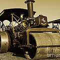 The Old Steam Roller by Rob Hawkins