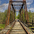 The Old Trestle by Debra and Dave Vanderlaan