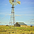 The Old Windmill by Steve McKinzie