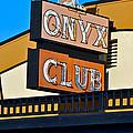 The Onyx Club by Bill Owen