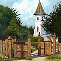 The Open Gate by Arthur Barnes