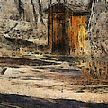 The Outhouse by Ernie Echols