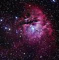 The Pacman Nebula by Robert Gendler
