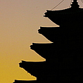The Pagoda At Gyeongbukgong In Seoul by Photography by Simon Bond