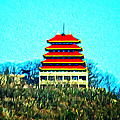 The Pagoda by Bill Cannon