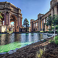 The Palace Of Fine Arts by Everet Regal
