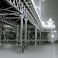 The Palace Pier by Shaun Higson