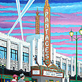 The Pantages Theatre by Tracy Dennison