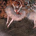 The Pas Battu by Edgar Degas