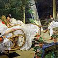 The Patio by Henri Zo