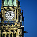 The Peace Tower, On Parliament Hill by Pete Ryan