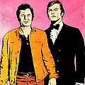 The Persuaders by Giuseppe Cristiano