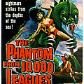 The Phantom From 10,000 Leagues, Poster by Everett